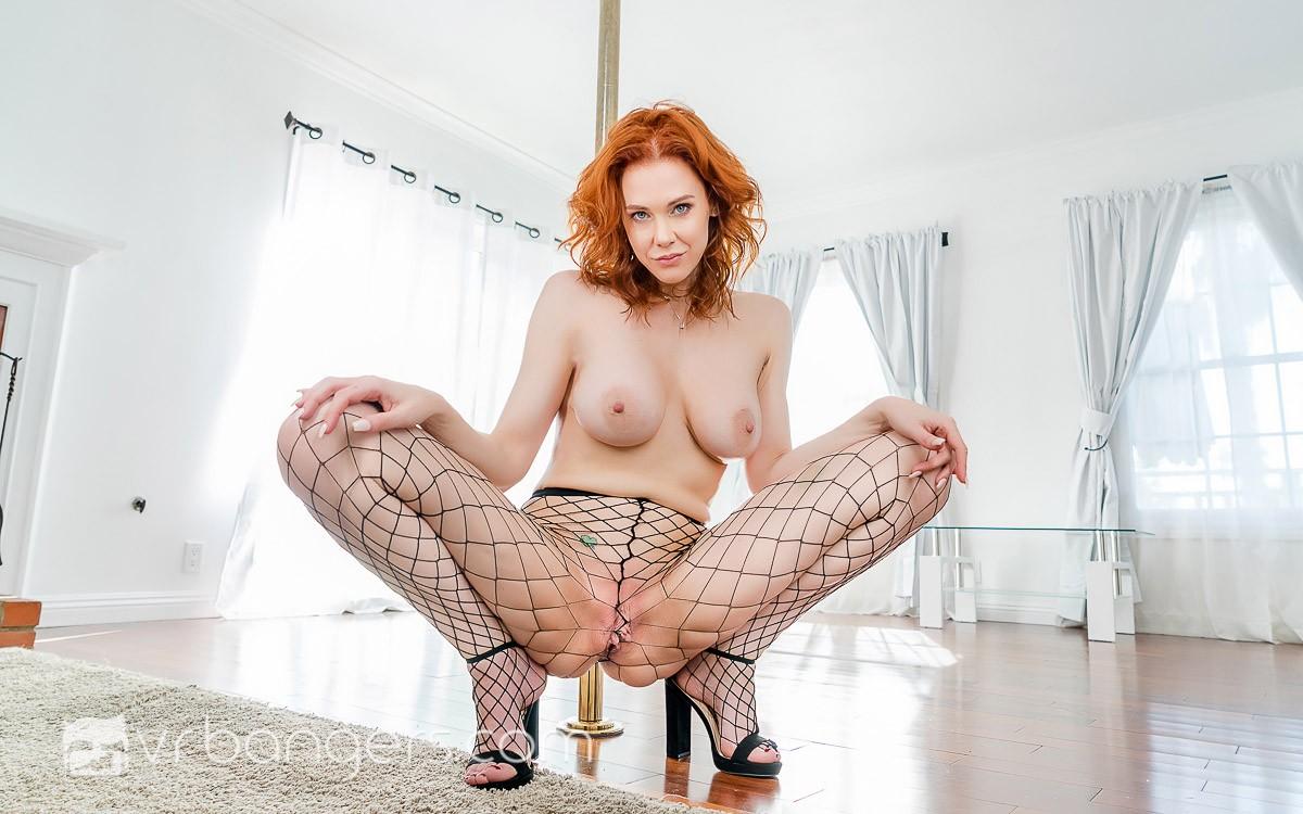 Showgirl - Maitland Ward VR Porn - Maitland Ward Virtual Reality Porn