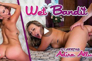 Wet Bandit - Adira Allure VR Porn - Adira Allure Virtual Reality Porn