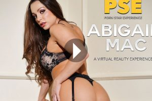 Abigail Mac PSE - Abigail Mac Porn Star Experience - Abigail Mac VR Porn - Abigail Mac Virtual Reality Porn - Abigail Mac Stockings