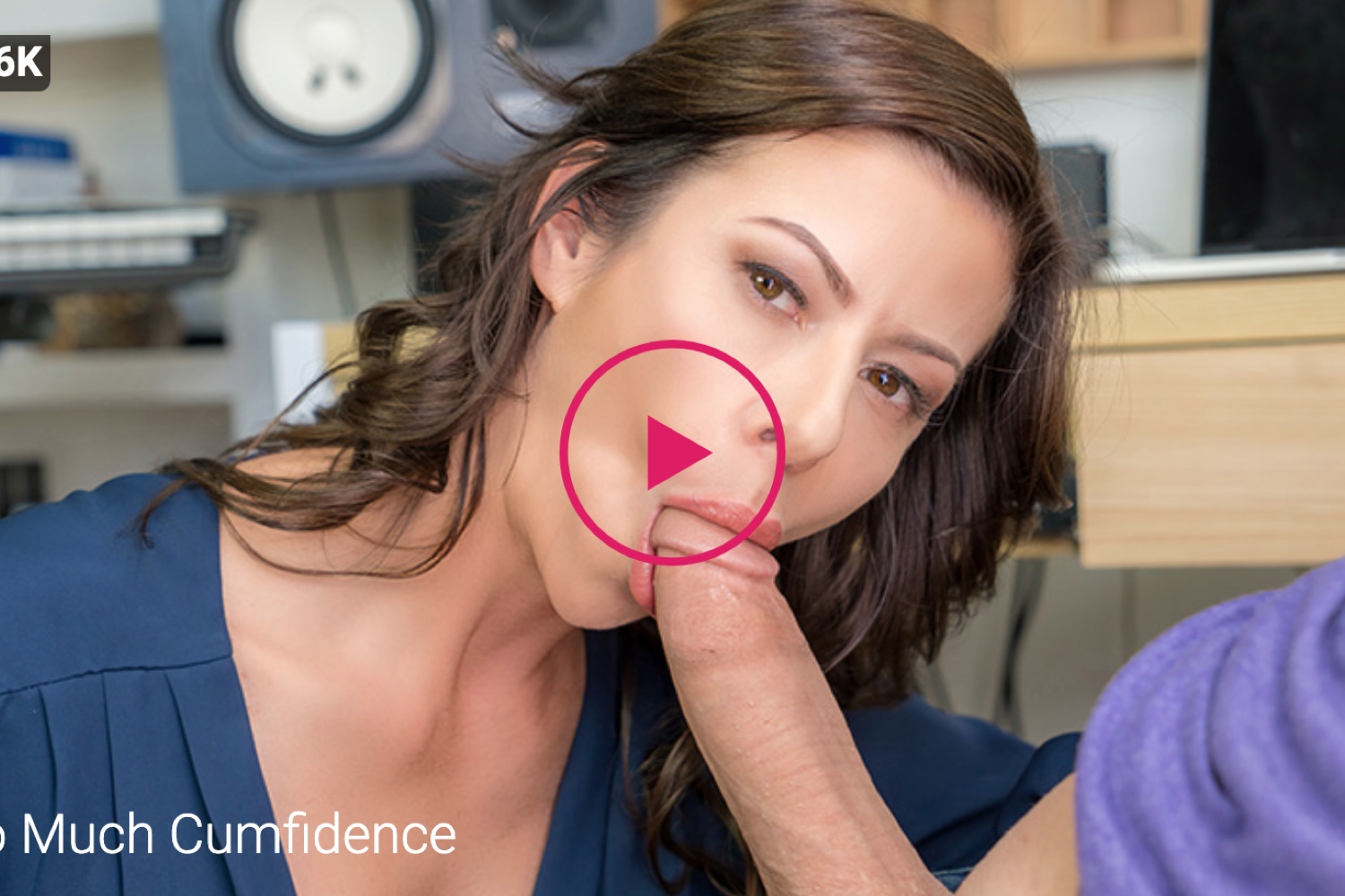 Too Much Cumfidence - Alexis Fawx VR Porn - Alexis Fawx Virtual Reality Porn