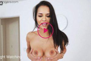 Caught Watching - Abby Lee Brazil VR Porn - Abby Lee Brazil Virtual Reality Porn