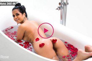 Hot Rose - Abby Lee Brazil VR Porn - Abby Lee Brazil Virtual Reality Porn