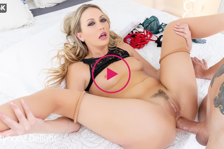 Pantyhose Delight - Adira Allure VR Porn - Adira Allure Virtual Reality Porn - Adira Allure Stockings - Adira Allure Pantyhose