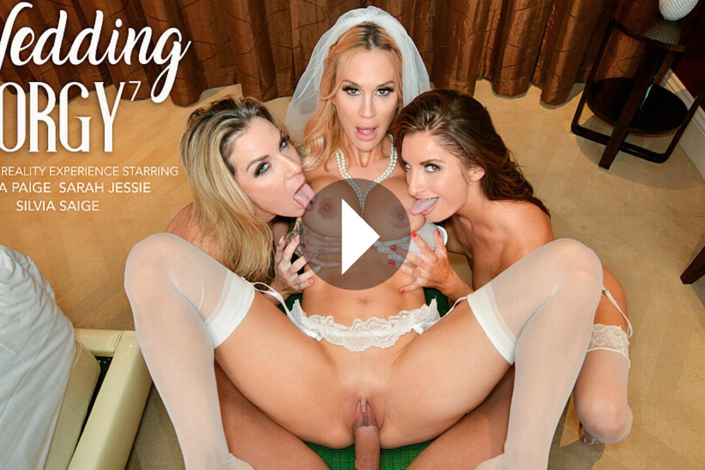 Wedding Orgy 7 - Kayla Paige VR Porn - Sarah Jessie VR Porn - Silvia Saige VR Porn - Kayla Paige Virtual Reality Porn - Sarah Jessie Virtual Porn - Silvia Saige Virtual Reality Porn - Kayla Paige Stockings - Silvia Saige Stockings - Sarah Jessie Stockings