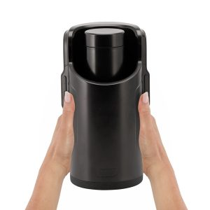 Keon by Kiiroo and Feel Stroker Combo Pack - Interactive Virtual Reality Porn - Virtual Reality Porn Starter Pack - VR Porn Starter Kit