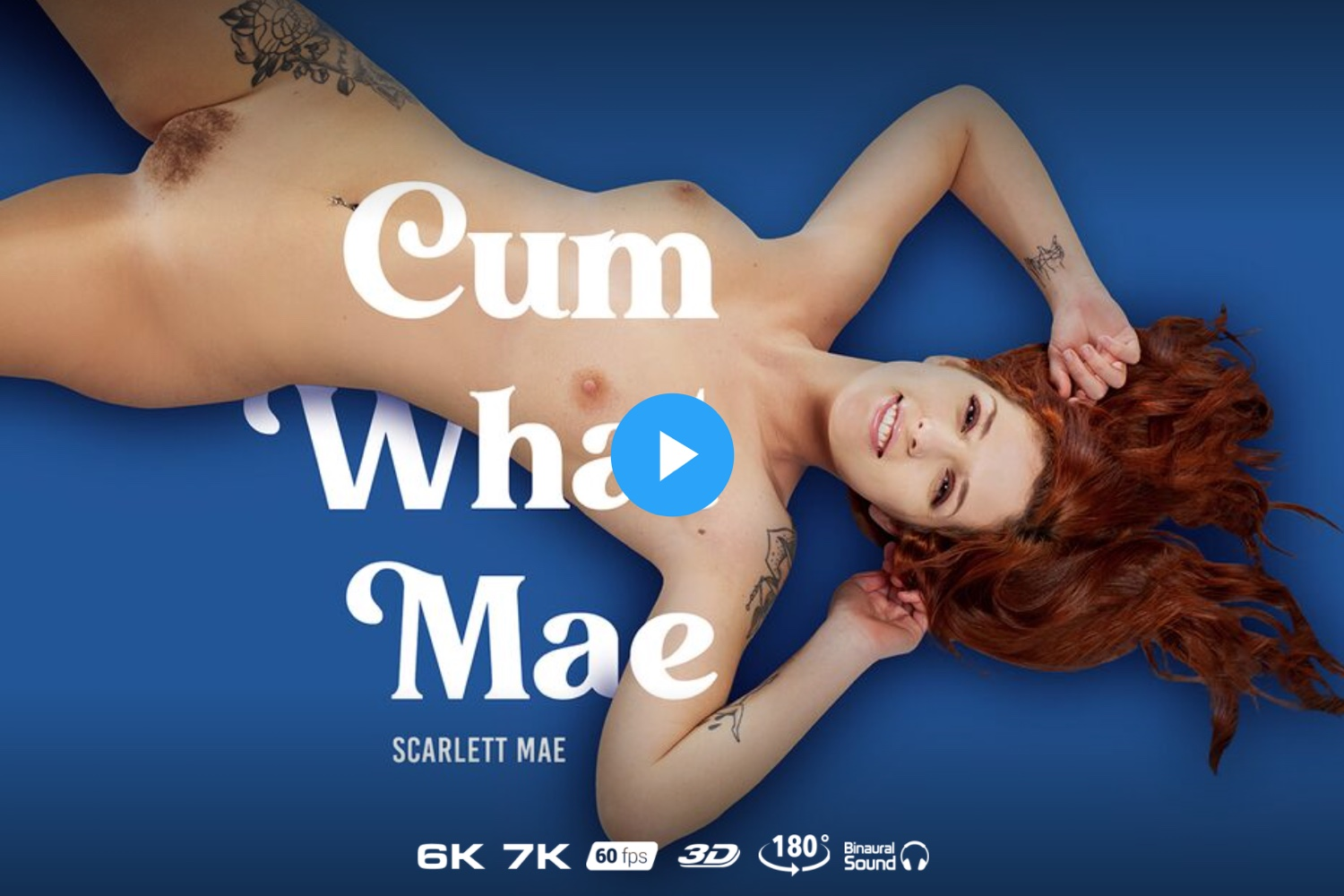Cum What Mae - Scarlett Mae VR Porn - Scarlett Mae Virtual Reality Porn
