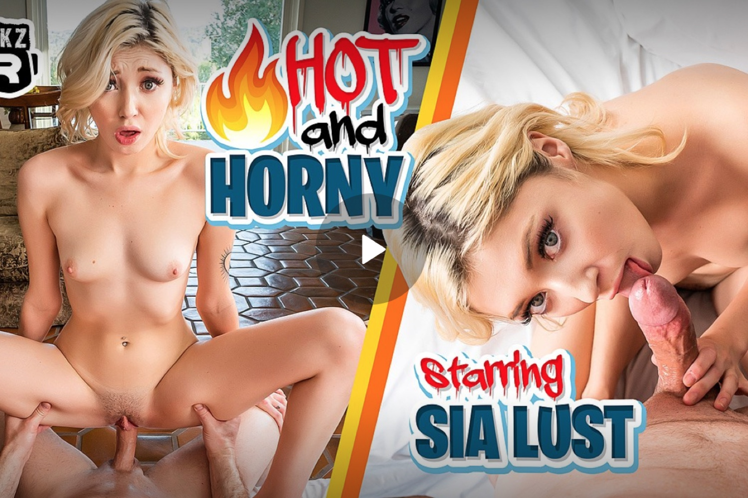 Hot and Horny - Sia Lust VR Porn - Sia Lust Virtual Reality Porn