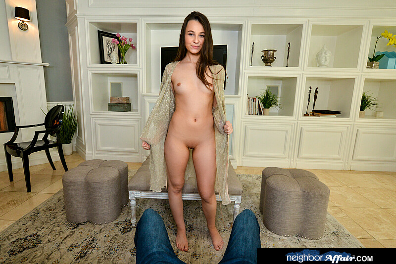 Neighbor Affair - Liz Jordan VR Porn - Liz Jordan Virtual Reality Porn