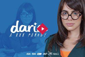 Daria A XXX Parody - Adriana Chechik VR Porn - Adriana Chechik Virtual Reality Porn