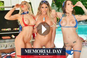 Memorial Day - Jenna Fireworks - Kayley Gunner - Maddy May - Jenna Fireworks VR Porn - Kayley Gunner VR Porn - Maddy May VR Porn - Jenna Fireworks Virtual Reality Porn - Kayley Gunner Virtual Reality Porn - Maddy May Virtual Reality Porn