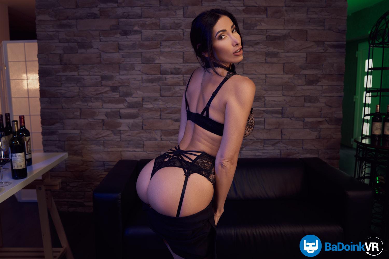 Sip and Savor - Clea Gaultier VR Porn - Clea Gaultier Virtual Reality Porn - Clea Gaultier Stockings