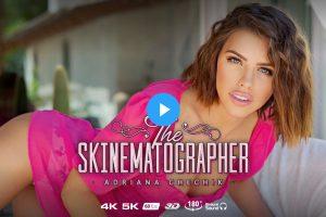 The Skinematographer - Adriana Chechik VR Porn - Adriana Chechik Virtual Reality Porn