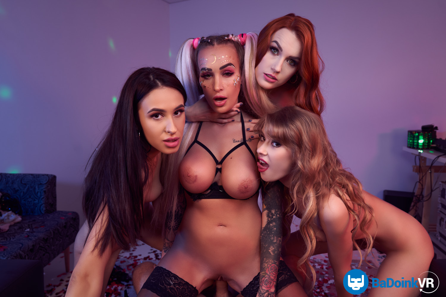 The Bangover - Charlie Red VR Porn - Eyla Moore VR Porn - Daisy Lee VR Porn - Alyssa Bounty VR Porn - Charlie Red Virtual Reality Porn - Eyla Moore Virtual Reality Porn - Daisy Lee Virtual Reality Porn - Alyssa Bounty Virtual Reality Porn