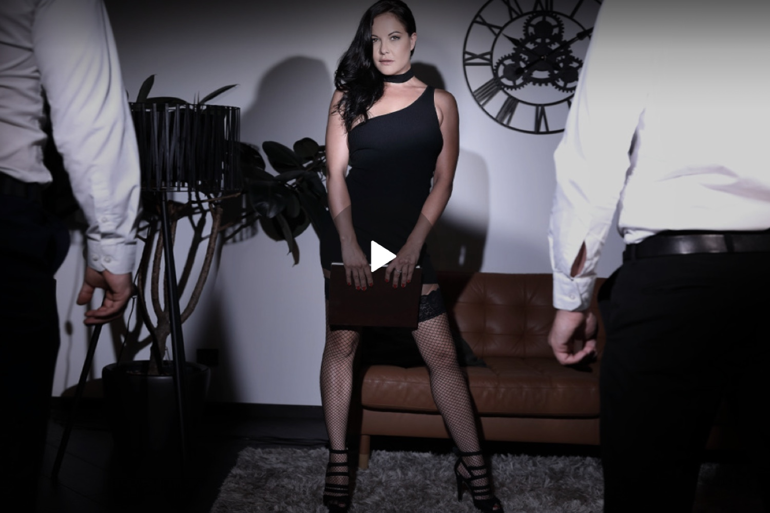 Who Is The Boss Here - Dolly Diore VR Porn - Dolly Diore Virtual Reality Porn - Dolly Diore Stockings