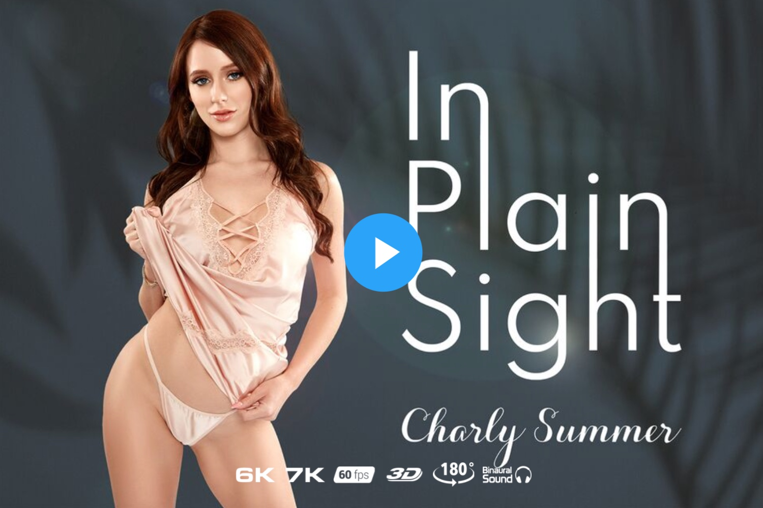 In Plain Sight - Charly Summer VR Porn - Charly Summer Virtual Reality Porn